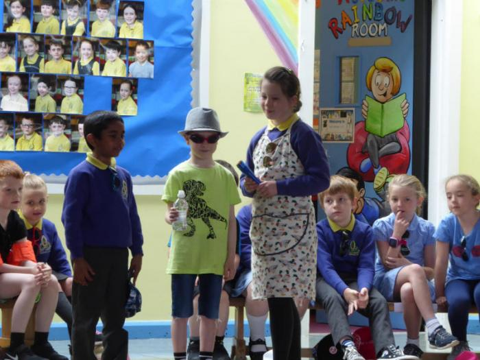 Mrs Morris P3 Assembly: Keep safe in the sun