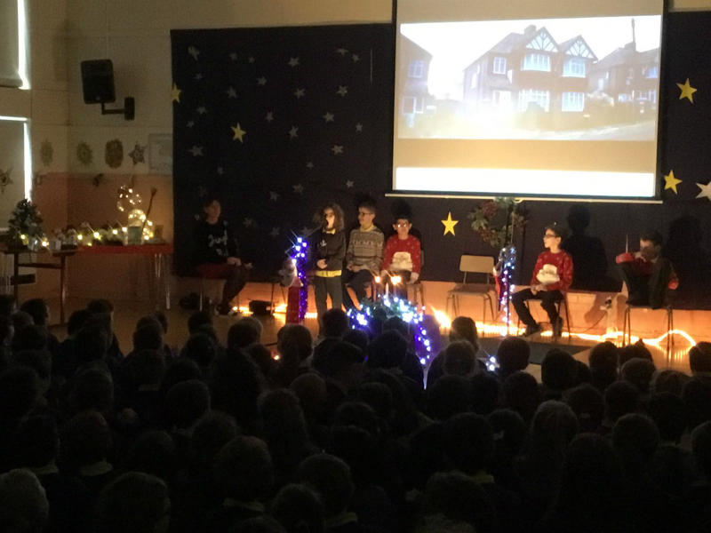 Mrs O'Connor's Class Christmas Assembly