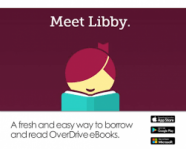 ebooks and audio books with Libby