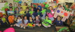 P2 Dinosaurs project